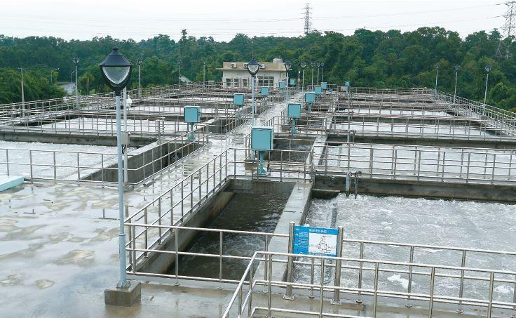 東港溪運用BioNET技術可去除氨氮及有機質,經處理後之水質可符合飲用水水源水質...
