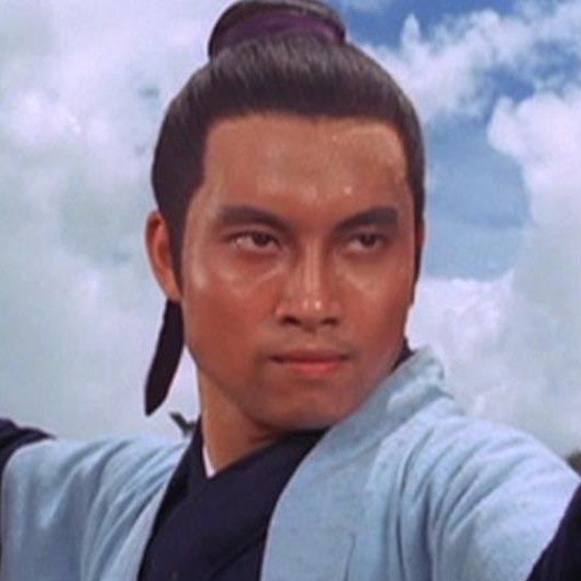 岳華在「十二金牌」扮演忠義俠士。圖/摘自HKMDB