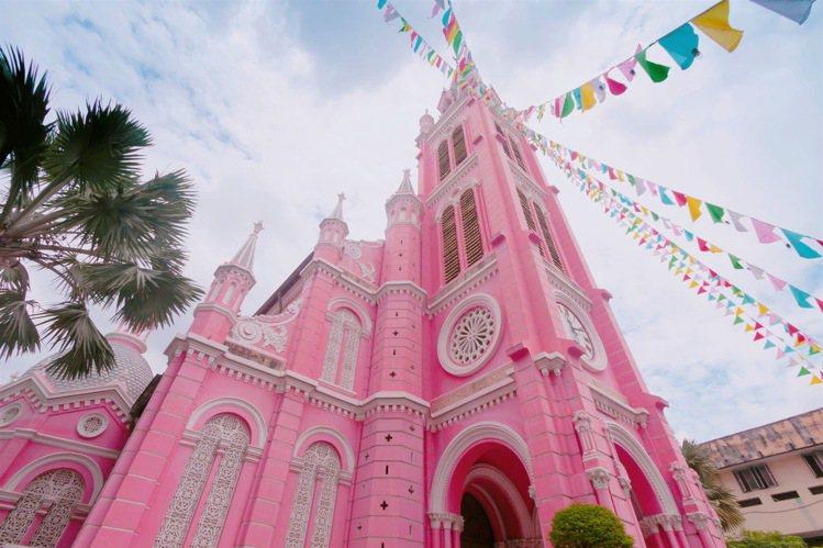 到越南朝聖少女心迸發的熱門打卡地點。圖KAYAK/提供