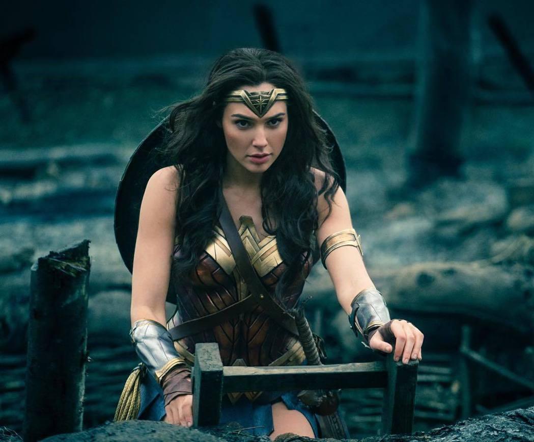 「神力女超人」在美國叫好叫座,粉絲眾多。圖/摘自imdb