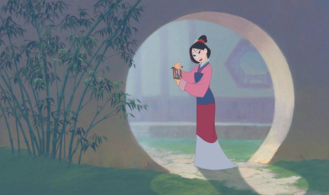 迪士尼「花木蘭」將被重拍成真人版電影,預計明年初開拍。圖/摘自imdb