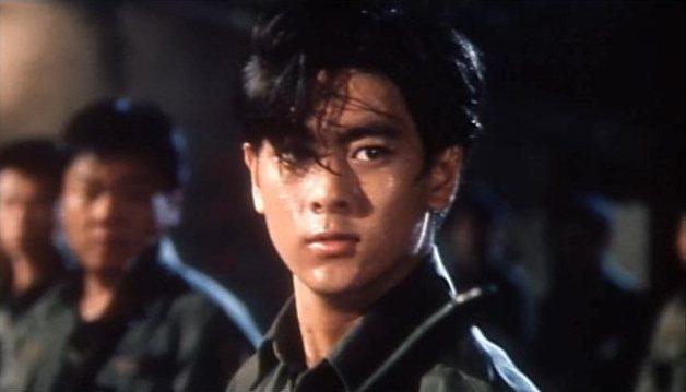 「報告班長3」換上林志穎演小兵。圖/摘自HKMDB