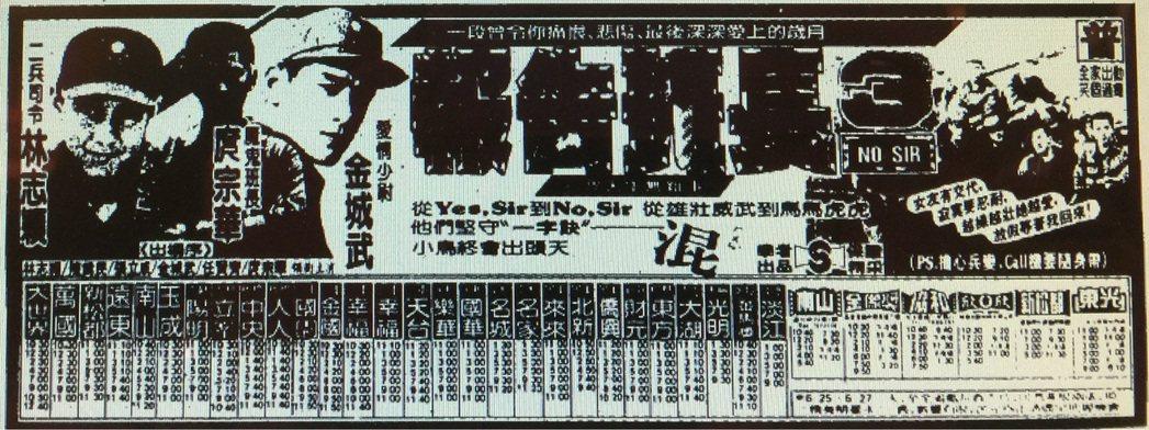 圖/翻攝自民國83年中央日報