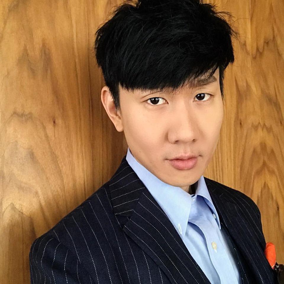 林俊傑。圖/摘自臉書