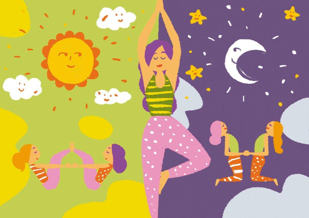 當我第一次站在瑜伽墊上,模仿台上的老師擺出各種體位法(asana),久未活動的身...
