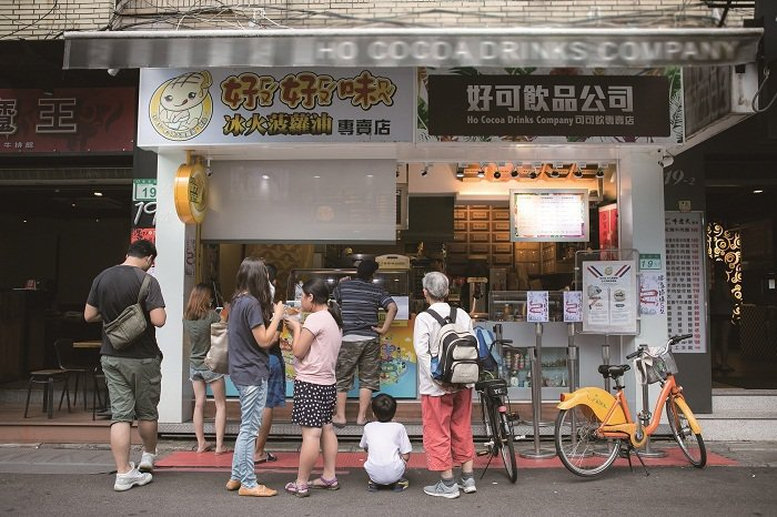 師大龍泉商圈位於台灣師範大學周邊,為滿足師生需求,開設許多特色美食店家。(攝影/...