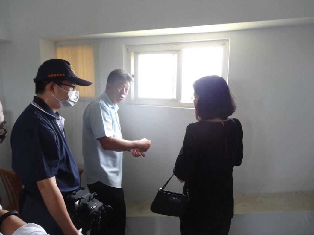 檢警相驗大體或進入命案現場,不能胡思亂想或亂說話。 本報資料照片