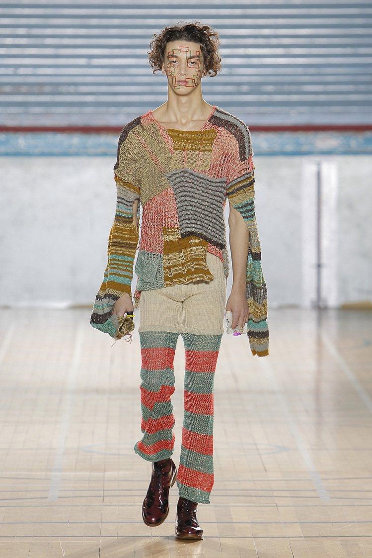 Vivienne Westwood這些年來持續在每季的設計中推出男女都可穿的「U...