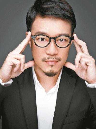 劉軒是「斜槓青年」講者之一。 圖/聯合報系願景工程提供