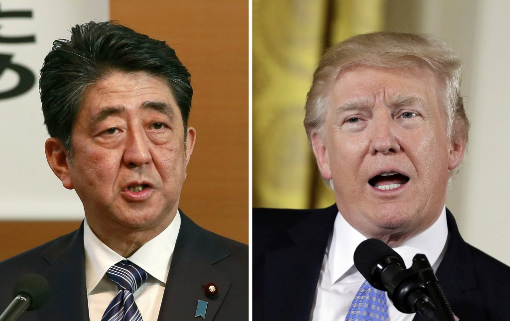 北韓搗彈/日本驚 安倍川普熱線40分鐘