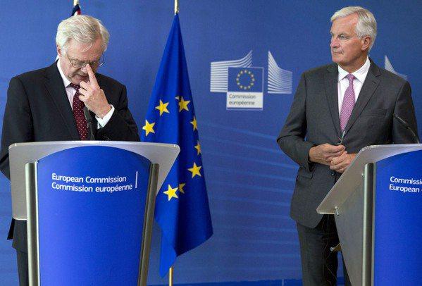 先談分手費還是分手後關係?第三輪脫歐談判歧見深
