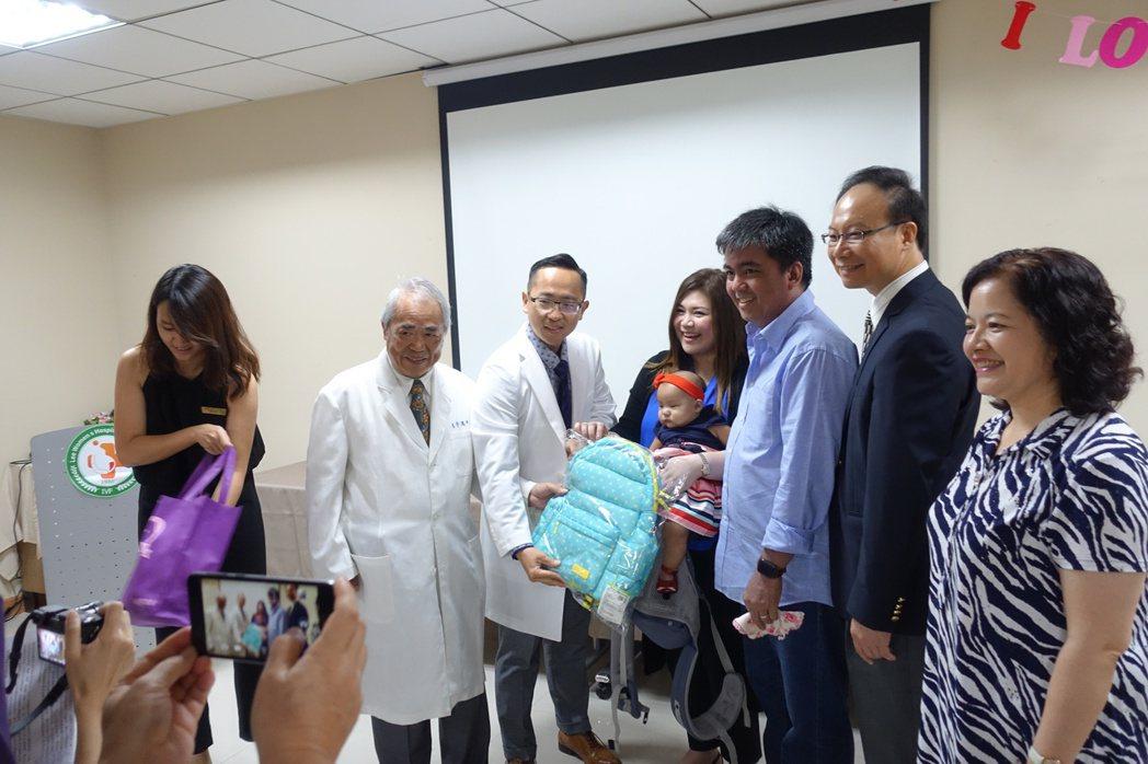 今年35歲的菲律賓議員聯盟主席、昔知名影星Maybelyn,在經歷三次人工受孕、...