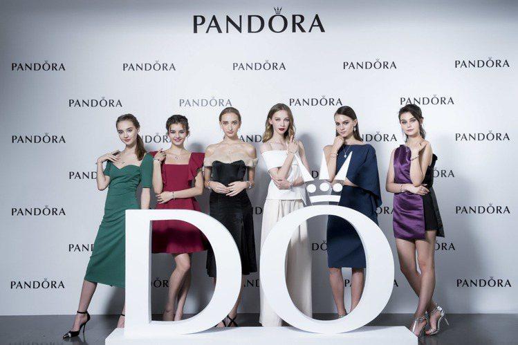 PANDORA發表秋冬新品。圖/PANDORA提供