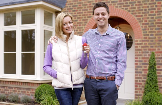 影響你財富的最大決定,是你是否買房且一直擁有房子。(Getty Images)