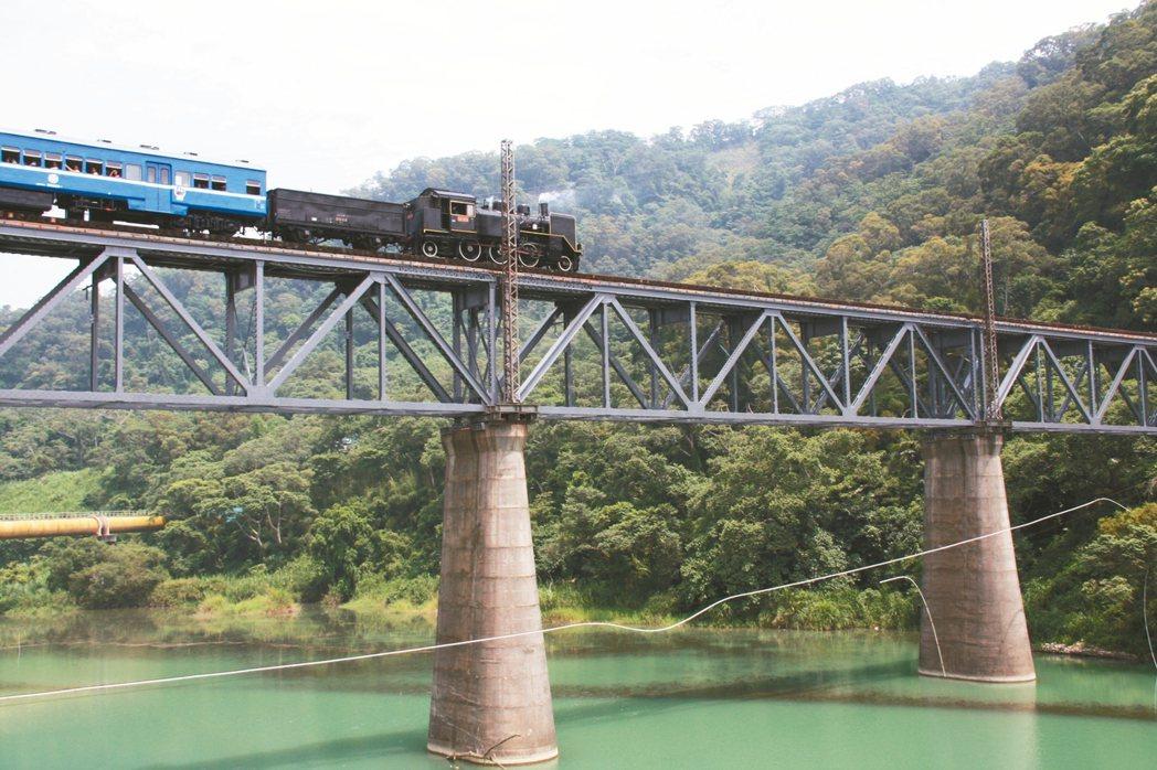 搶救文化財 鐵道社團申請舊山線復駛火車