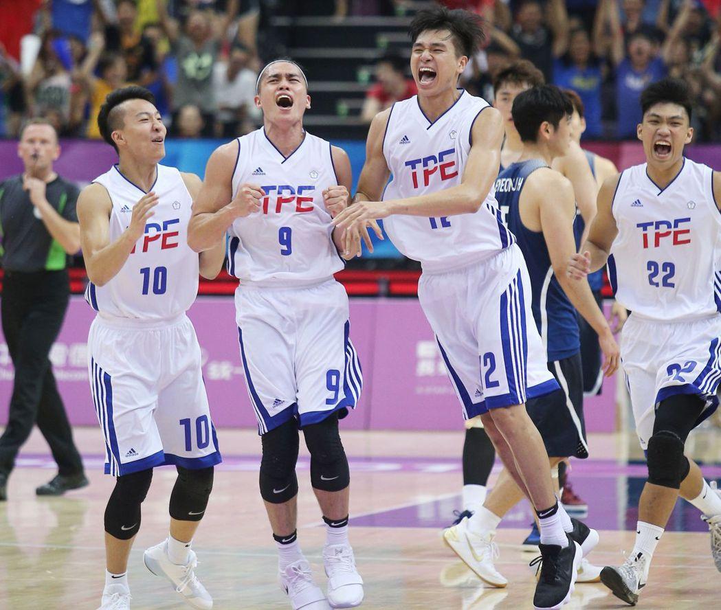 男籃雖無緣8強,拚戰精神卻感動球迷。