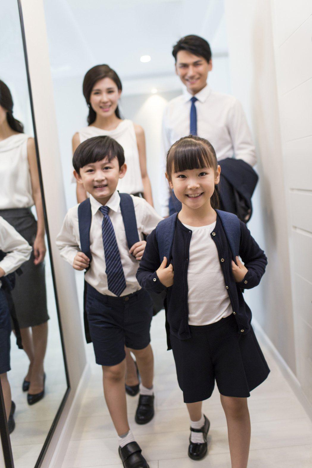 圖說:迎接開學季,全球人壽提醒家長,幫孩子投保首重4原則。 全球人壽/提供