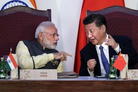 各取所需的中印撤軍:亞洲霸權爭奪戰再起