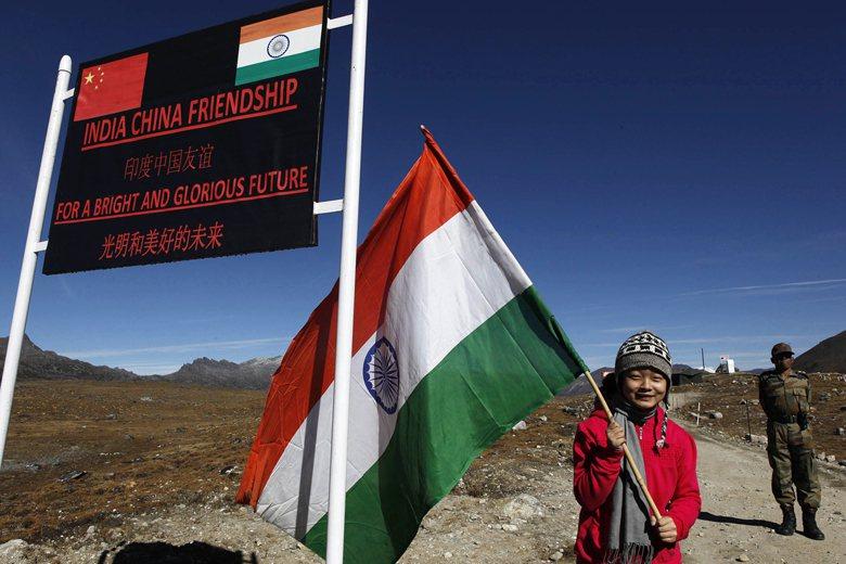 在不丹態度可能有所變化的情況下,邊界對峙見好就收。 圖/美聯社