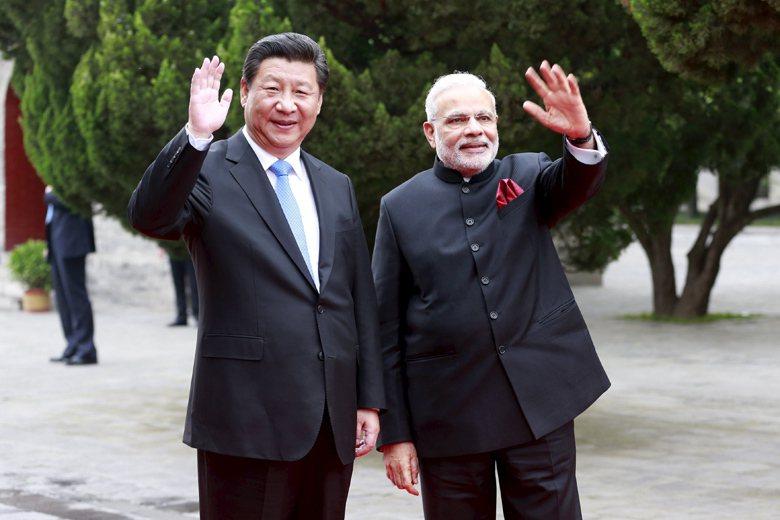 印度已經成功建立起自己在國際間扶助小國對抗強國名聲,緊接著的金磚國家廈門峰會,就成為印度展現名聲的時機。 圖/路透社