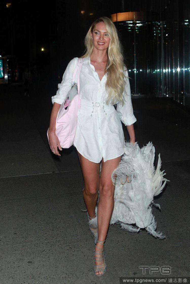 Candice Swanepoel。圖/達志影像