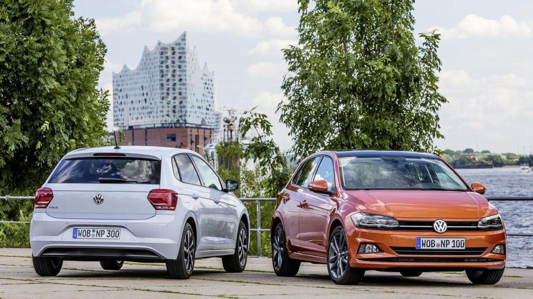 圖為Volkswagen Polo。 摘自Volkswagen
