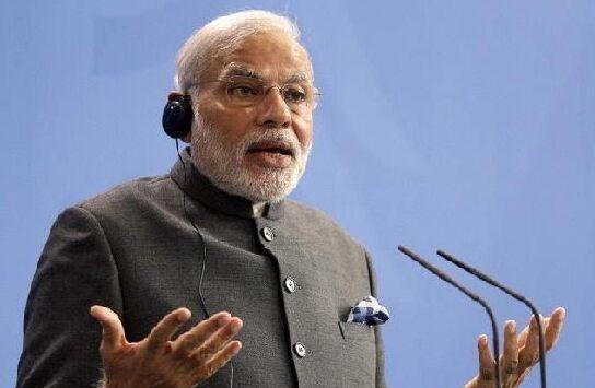 印度總理莫迪 圖/取自環球網