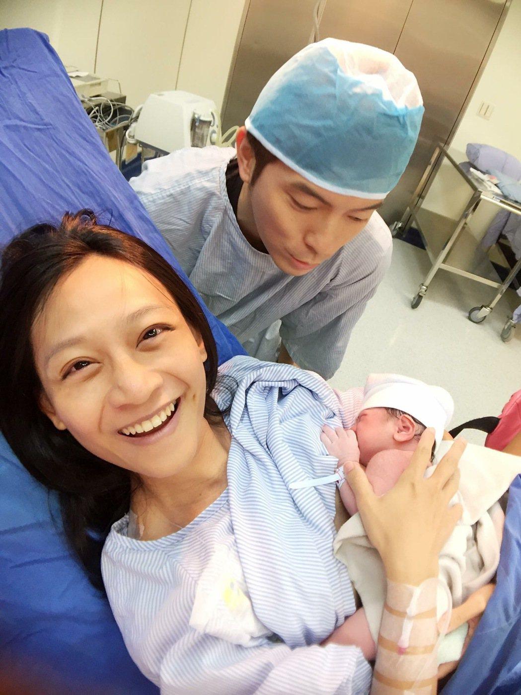 宥勝和老婆感情很好 圖/摘自FB
