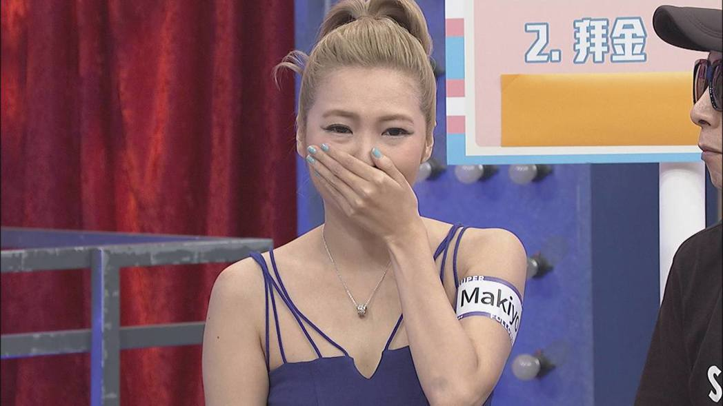 Ma媽生前請憲哥有機會要多照顧她,讓Makiyo聽聞後忍不住當場落淚。圖/中天提...