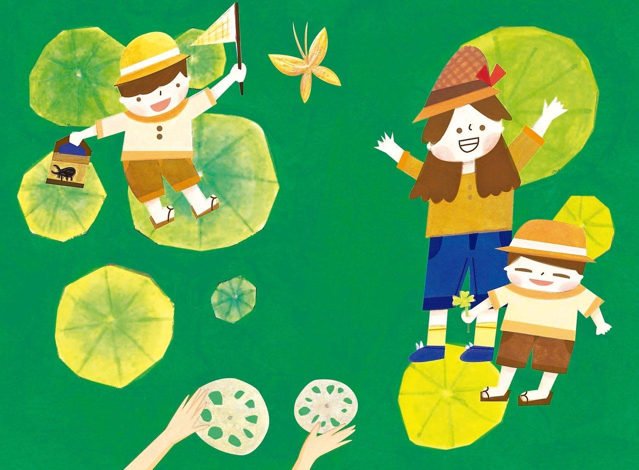 在台北生活了近二十年,今年夏天終於挪出一個月的假期可以回台南老家長住,兩隻放暑假...