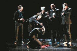 德國SLIXS首創劇場版阿卡貝拉,於今年十月來台。 圖/聯合數位文創提供