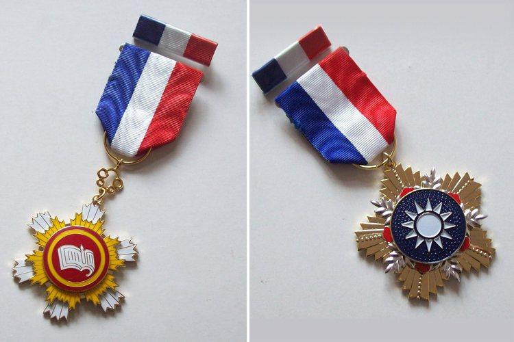 【你可能不知道】糗!國軍勳獎章 花色鬧雙胞