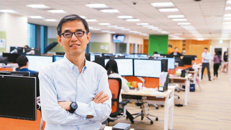 富達台灣區負責人暨投信董事長王友華。