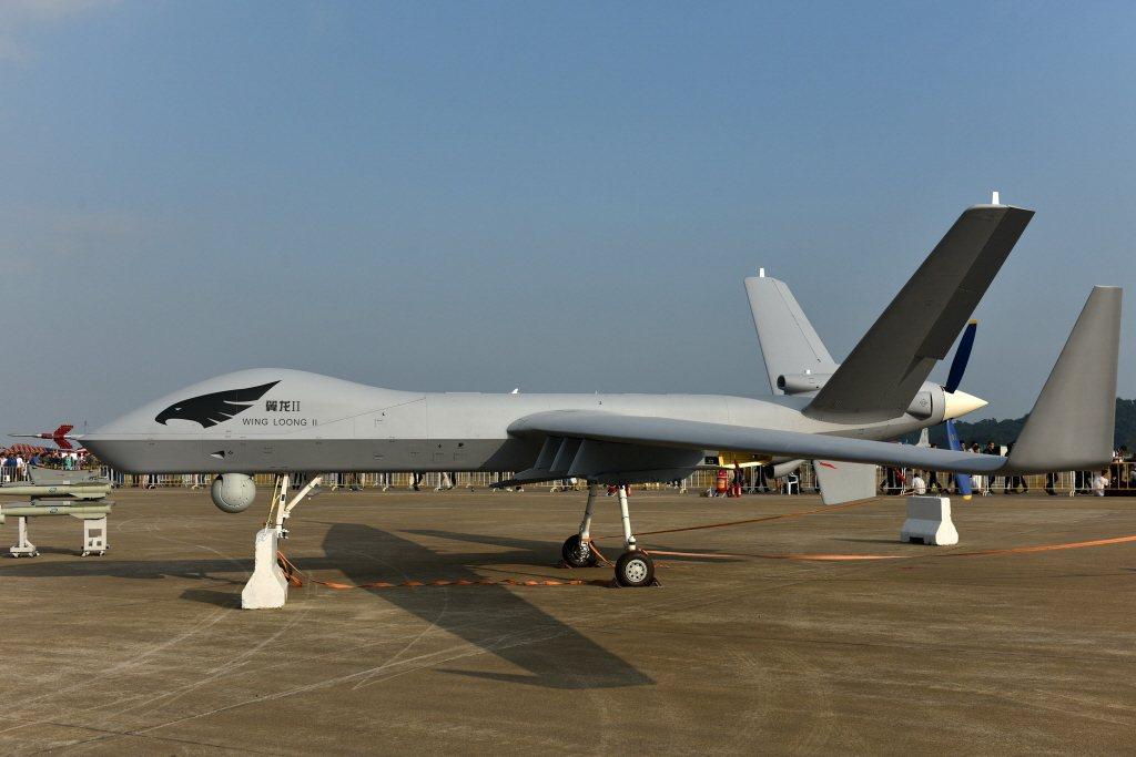 美智庫:中國無人機 南海、東海滿天飛