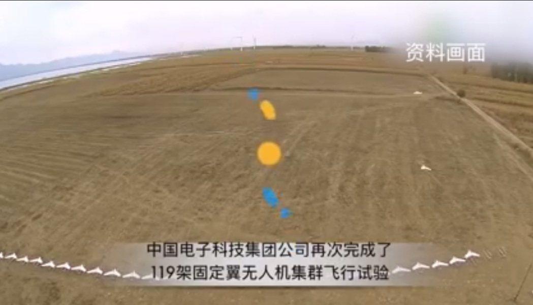 陸AI無人機集群 非對稱軍事戰略