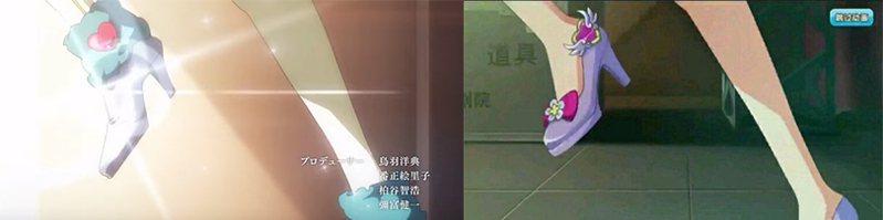 左:《偶像大師》/右::《星夢想48》
