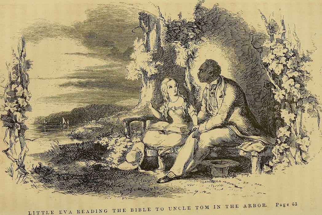 《湯姆叔叔的小屋》的普及風行,立刻引起南部擁奴份子的反彈,激化本已矛盾重重的聯邦...