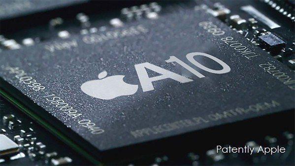 圖一 : 採用FOWLP晶圓級封裝所生產的A10處理器為台積電搶下APPLE訂單