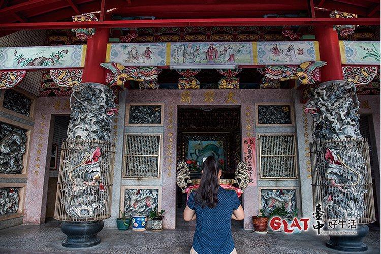 大眾爺廟主要祭祀當年在漳泉械鬥中喪生的不知名亡魂。