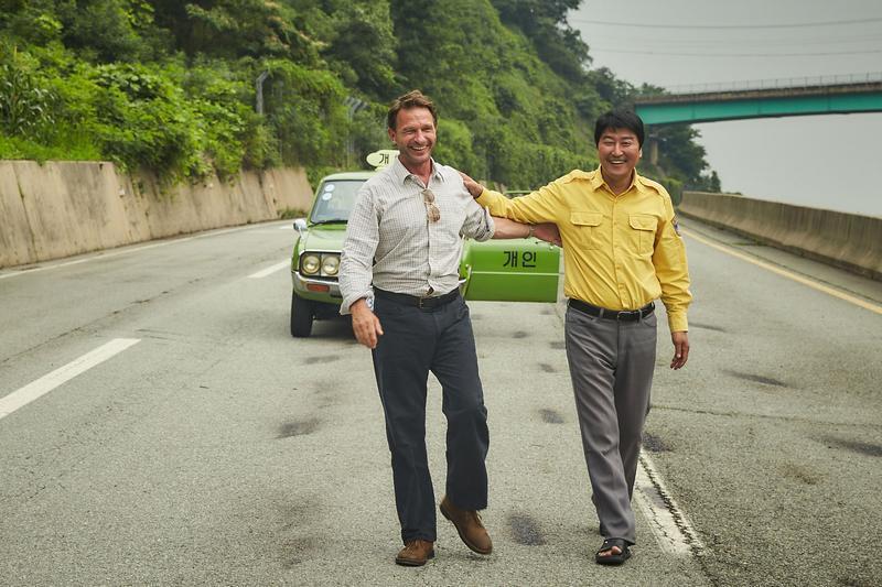《我只是個計程車司機》就是改編自德國記者Jürgen Hinzpeter與計程車...