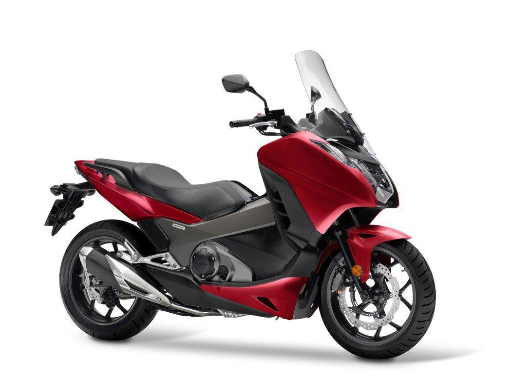2017 INTEGRA。圖/Honda Taiwan提供