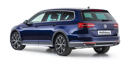 澳洲專屬VW Passat Alltrack Wolfsburg Edition限量上市