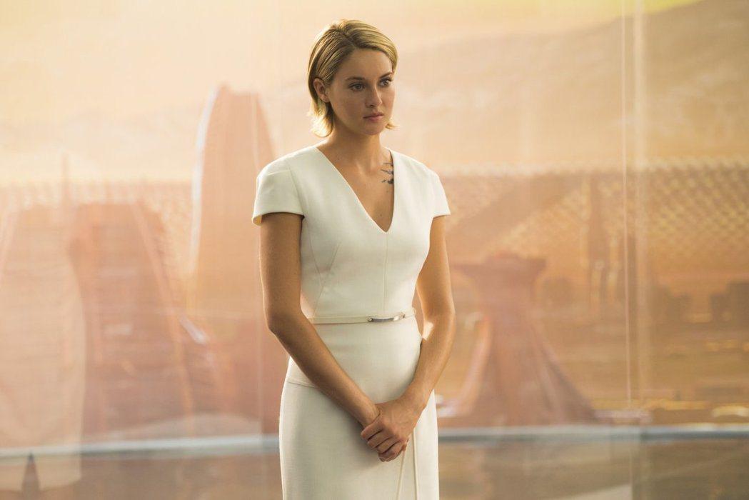 雪琳伍德莉因「分歧者」系列走紅,一向勇於捍衛自身理念。圖/摘自imdb