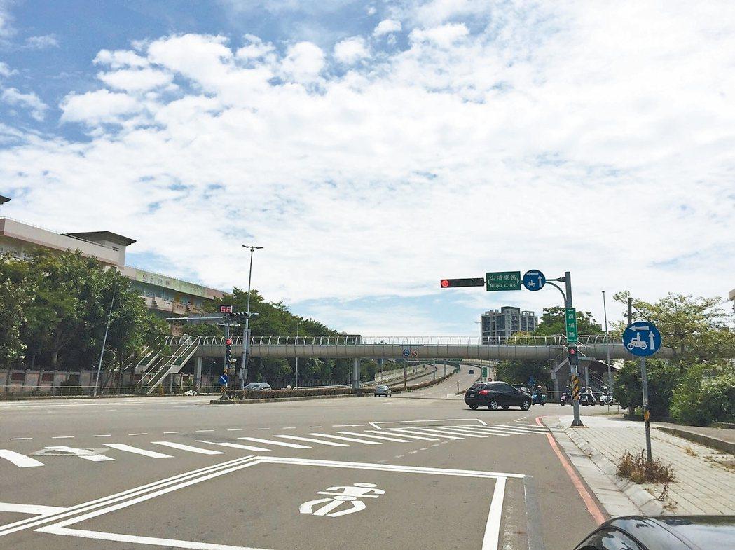 香山地區景觀大道。 台灣房屋/提供