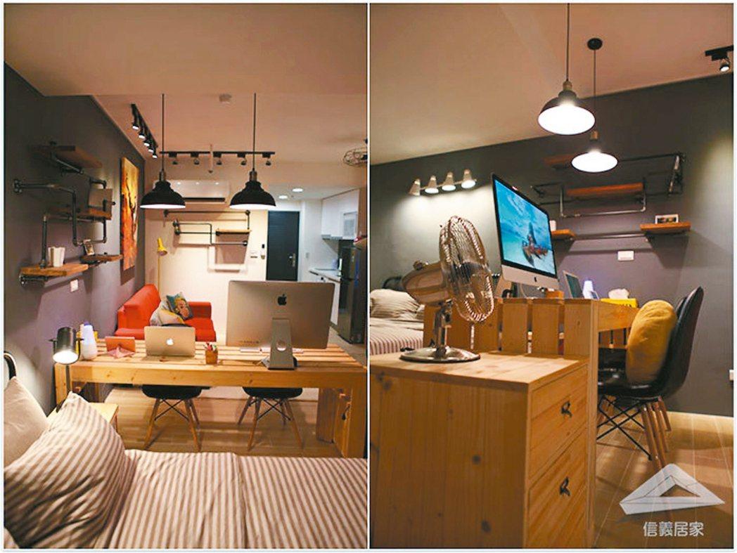 小房子能裝潢的的空間有限,燈具是CP值最高的裝潢配件,費用不高存在感超強烈,不妨...
