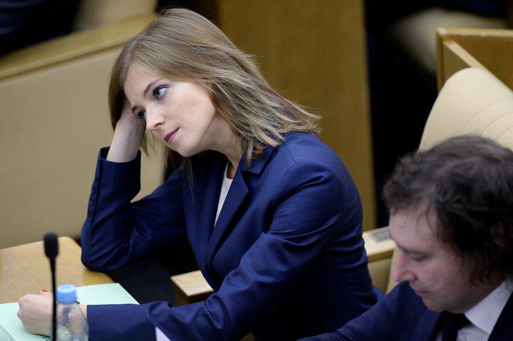 明年俄國大選普亭穩上 找美女候選人陪選