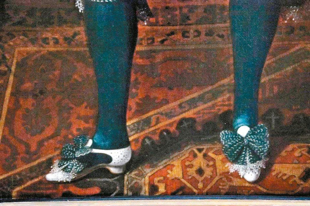 我要說的是鞋子。 攝影/張玉芸