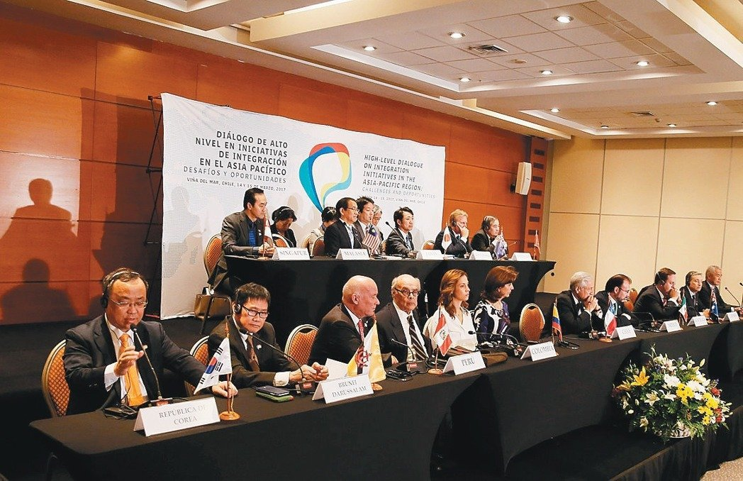TPP的11個成員,近日在澳大利亞集會,希望在沒有美國參與下,能夠有所突破。 報...