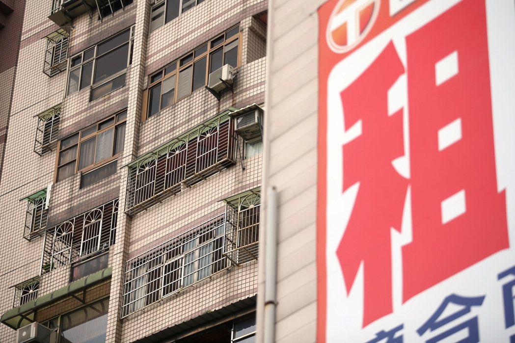 高達八成受訪上班族屬於「無殼蝸牛」。 記者王騰毅/攝影