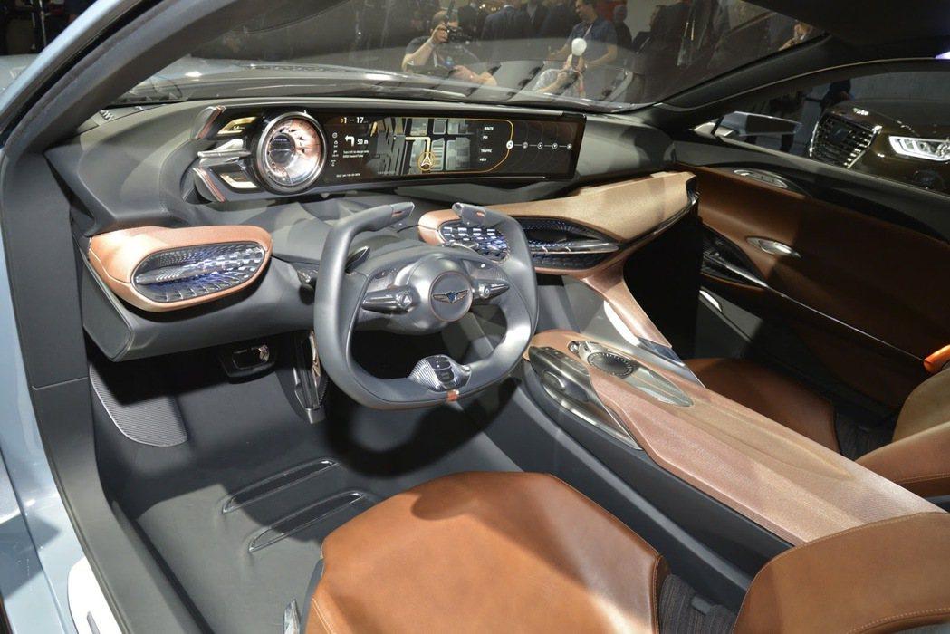 圖為 G70 概念車。 摘自 Carscoops